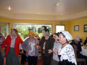 danse bretonne résidence hespérides
