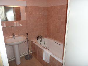 Salle de bain de la Chambre d'hôtes
