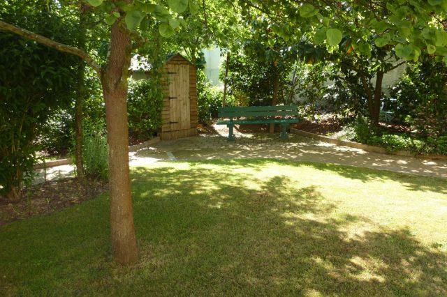 Jardin ombragé des Hespérides